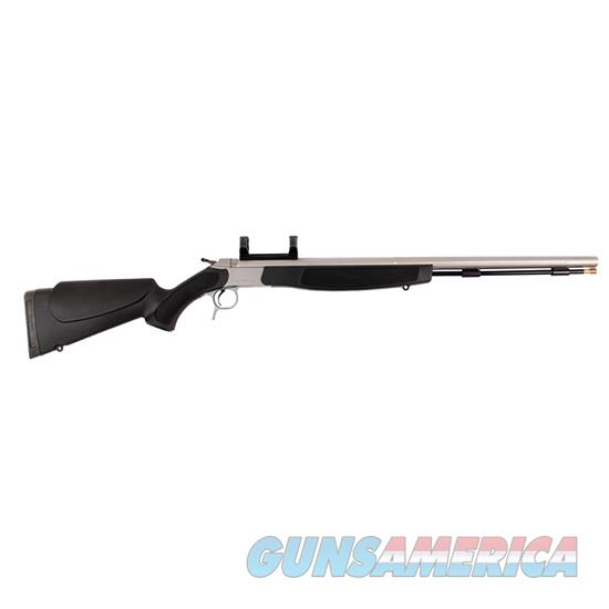 Cva Optima V2 50Cal Ss Blk W/Mount PR2020SM  Guns > Rifles > C Misc Rifles