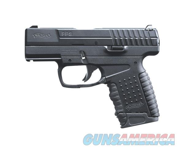 Walther Arms Pps 40Sw Pistol Black 2796350  Guns > Pistols > W Misc Pistols