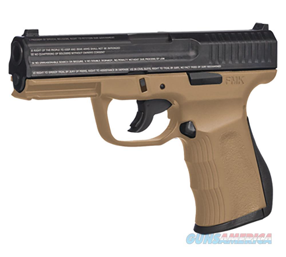 "Fmk Firearms 9C1g2-Dao 9Mm 4"" 10Rd FMKG9C1G2EDECM  Guns > Pistols > F Misc Pistols"