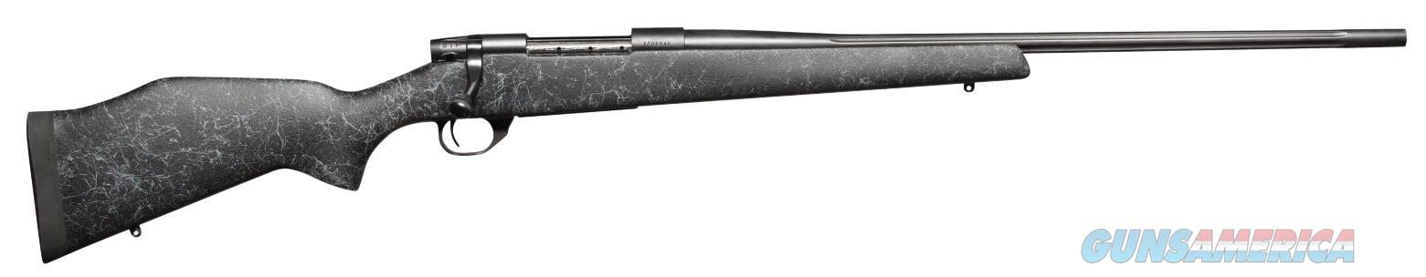 WEATHERBY VANGUARD 270WIN 24 FLTD WILDERNESS BLK GRY VLE270NR4O  Guns > Rifles > Weatherby Rifles > Sporting