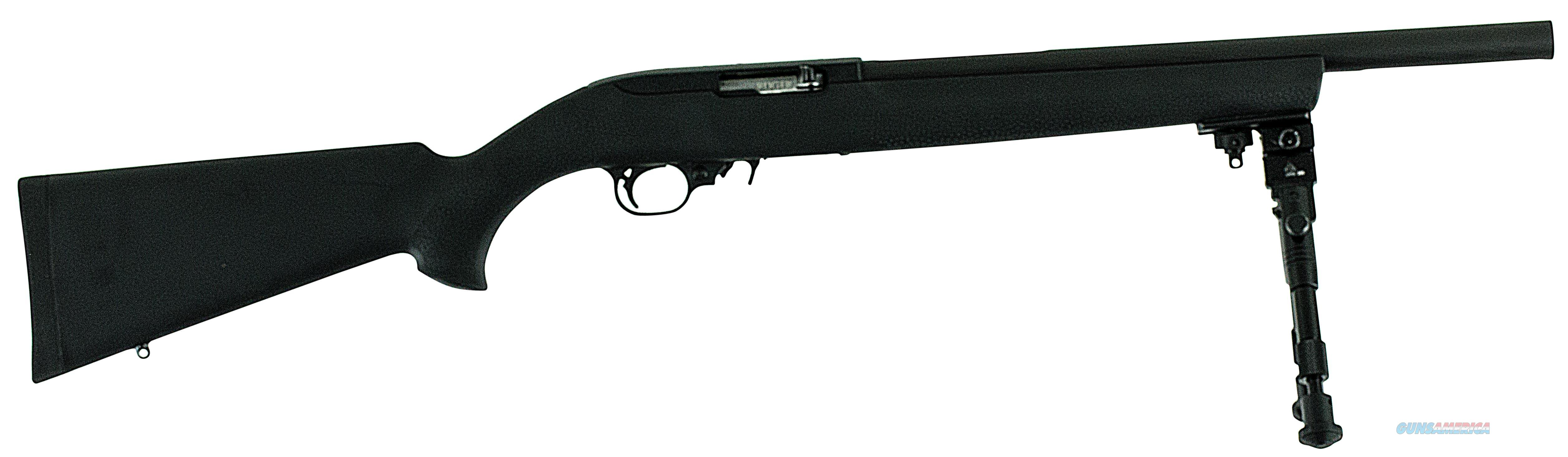 "RUGER 10/22VLEH 16"" HOGUE BLK 1230  Guns > Rifles > Ruger Rifles > 10-22"