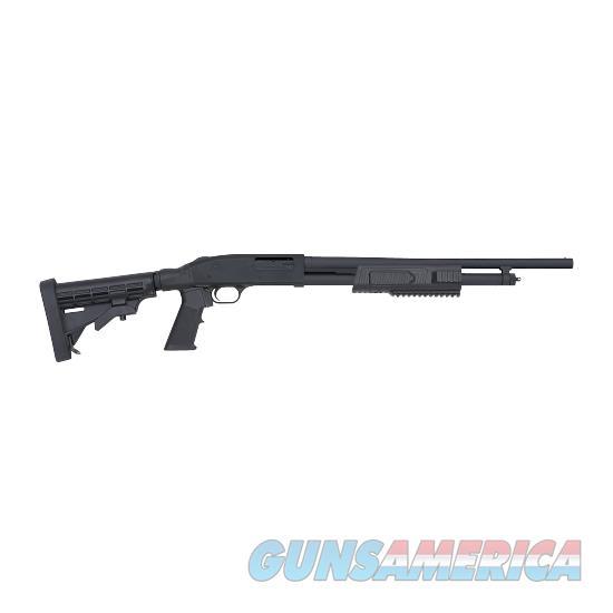 Mossberg 500 Flex 20Ga 20 6Rd Telestock Rail Fore 54318  Guns > Shotguns > MN Misc Shotguns