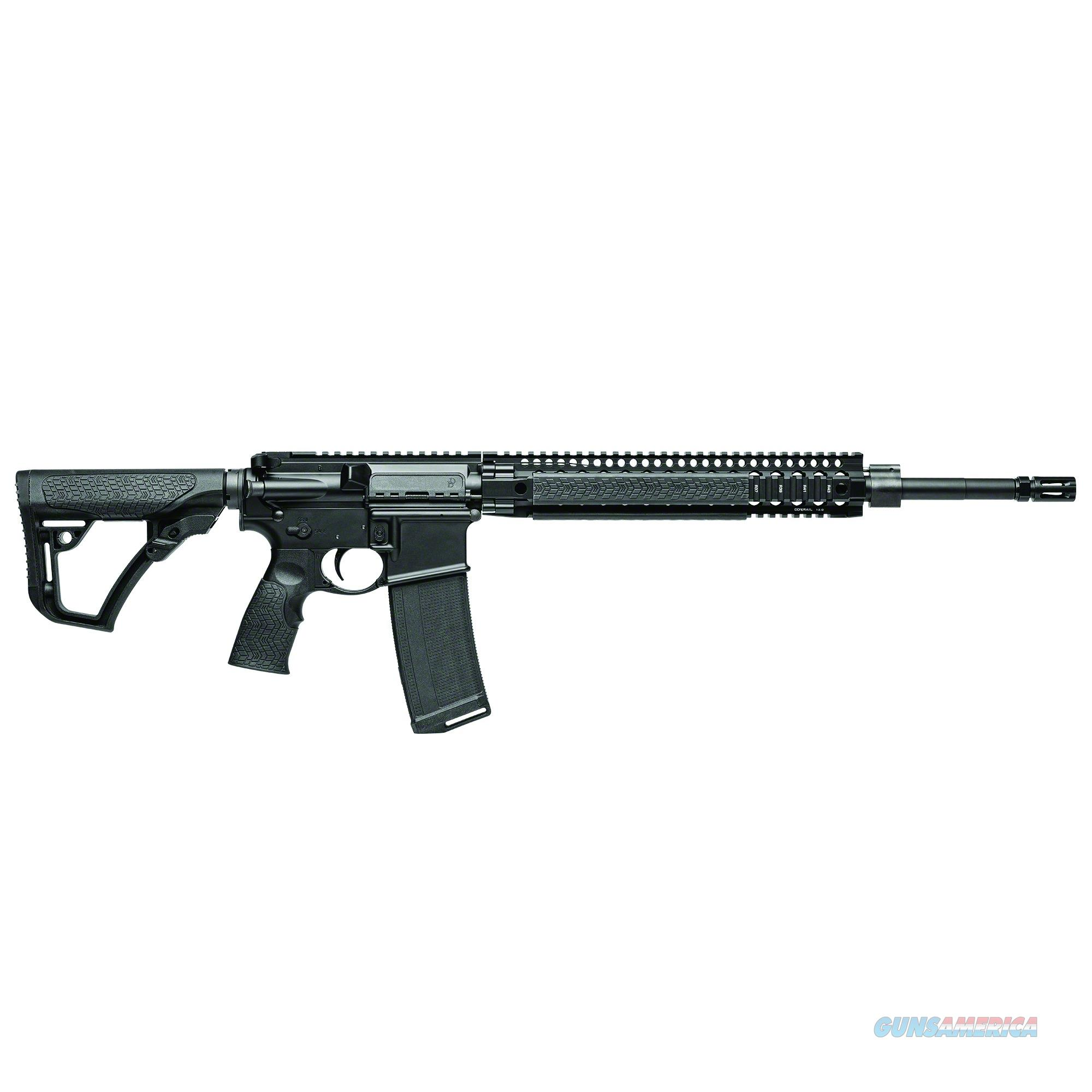 "DANIEL DEFENSE DD MK12 SPR 18"" S/S BBL NO MAG SEMI AUTO RIFLE 02-142-13175-067  Guns > Rifles > D Misc Rifles"
