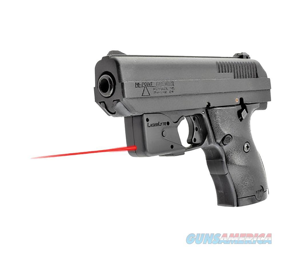 "Hi-Point 916Lltgm 9Mm With Laserlyte Single 9Mm Luger 3.5"" 8+1 Black Polymer Grip/Frame Black 916LLTGM  Guns > Pistols > H Misc Pistols"