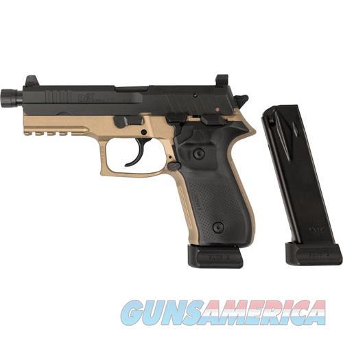 Fime Zero 9Mm Tactical Fde 20Rdtb REXZERO1T-03  Guns > Pistols > F Misc Pistols