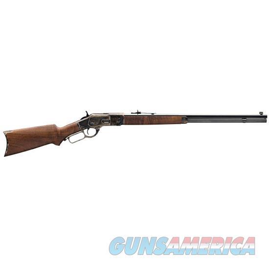 Winchester 1873 Sporter Octagon 38Spl Case Hardened 534228137  Guns > Rifles > W Misc Rifles