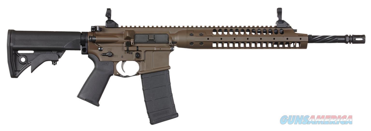"Lwrc Ic-A5 5.56 Nato 14.7"" 30Rd Patriot Brown ICA5RPBC14P  Guns > Rifles > L Misc Rifles"