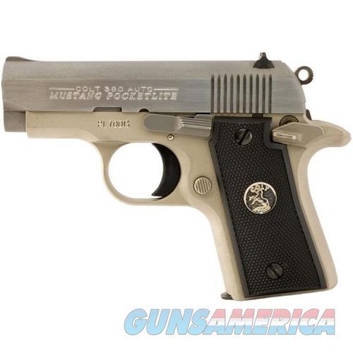 """Mustang 380Acp Ss 2.75"""" 6+1 O6891  Guns > Pistols > C Misc Pistols"""