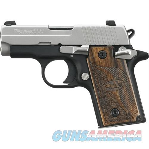 Sig Sauer P238 380Acp Sas Sl Brown 238-380-SAS  Guns > Pistols > S Misc Pistols