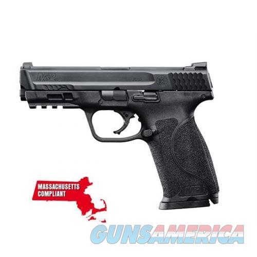 """Smith & Wesson M&P9 M2.0 Semi Auto Pistol 40 S&W 4.25"""" Striker Fire 10Rd Ma Compliant 11764  Guns > Pistols > S Misc Pistols"""
