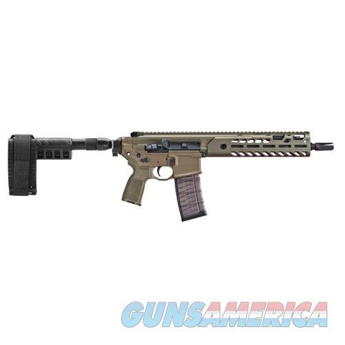 """Sig Sauer Rmcx 300Blk 9"""" 30Rd Semi PMCX-300B-9B-TAP-FDE  Guns > Pistols > S Misc Pistols"""