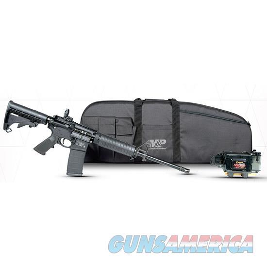 Smith & Wesson M&P15 Sport Ii 223Rem Promo Kit 12095  Guns > Rifles > S Misc Rifles