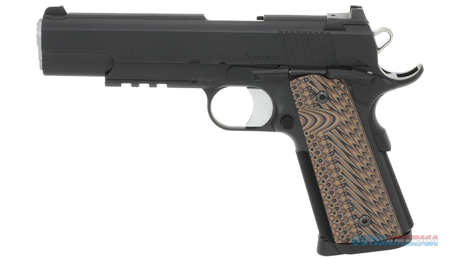 "Czusa Dw Specialist Commander 9Mm 4.25"" 01895  Guns > Pistols > C Misc Pistols"