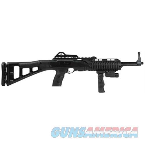 Hipoint Carbine .45Acp Black W/Forward Grip & Flashlight 4595TS FG FL  Guns > Rifles > H Misc Rifles