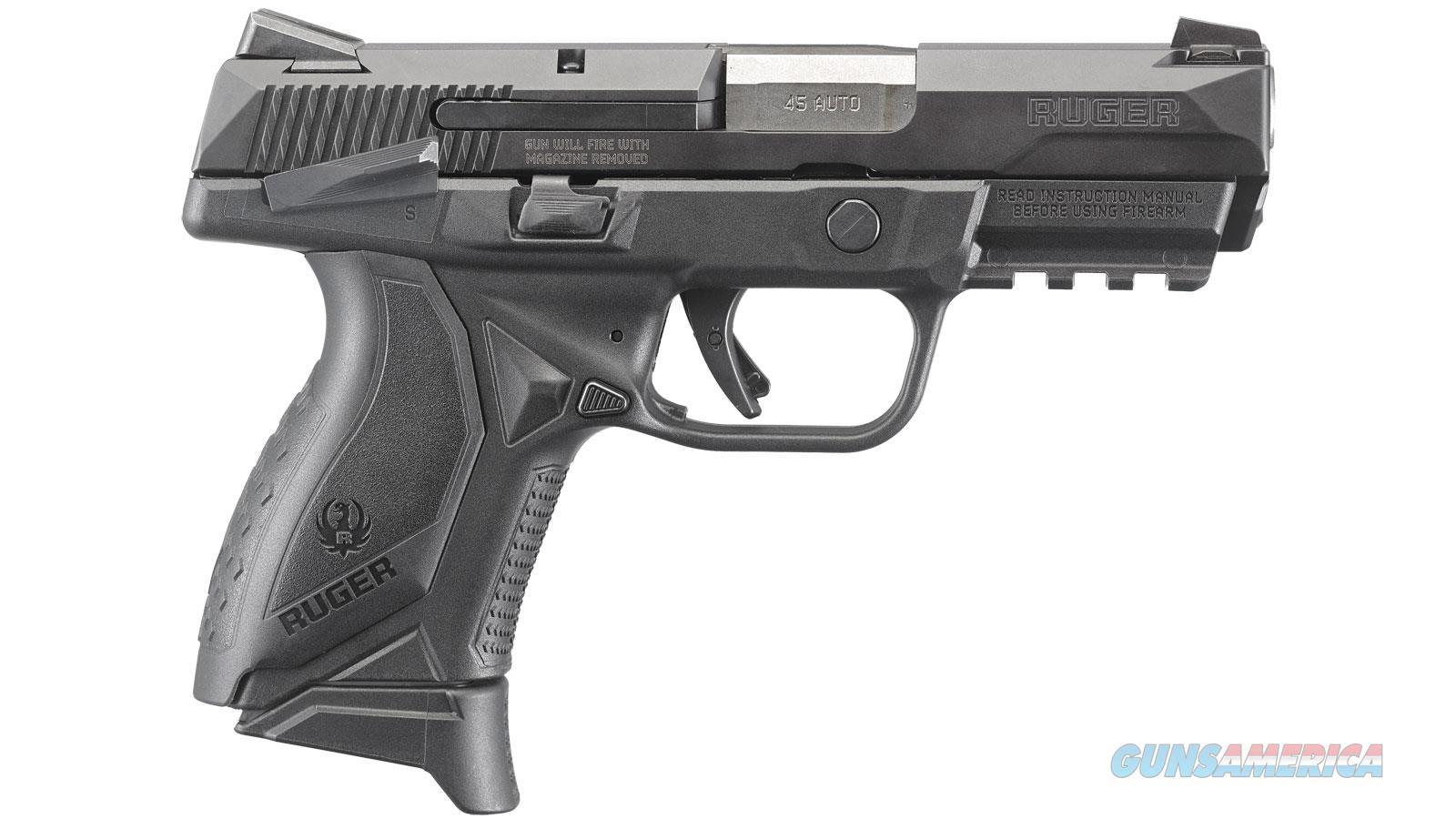 "Ruger American Comp 45Acp 3.75"" 8648  Guns > Pistols > R Misc Pistols"