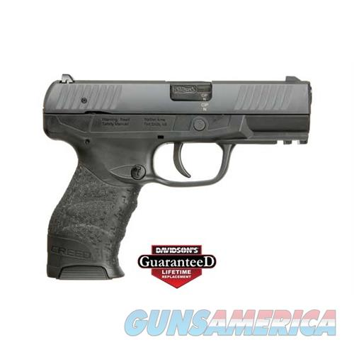 Walther Arms, Inc. Creed 9Mm Pst 4B Blk 16Rd 2815516  Guns > Pistols > W Misc Pistols