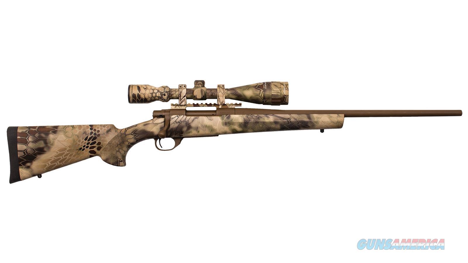 Legacy Sports Hogue Kryp Ltwt Pkg 7Mm-08 HKF36707KH+AB  Guns > Rifles > L Misc Rifles