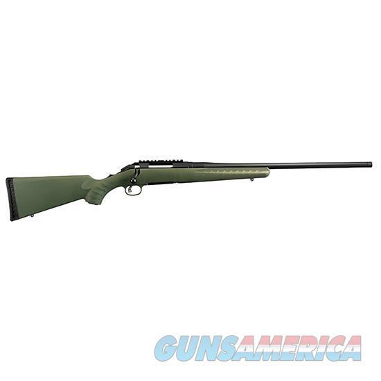 Ruger American Predator 243Win 22 Grn Syn Rail 6972  Guns > Rifles > R Misc Rifles