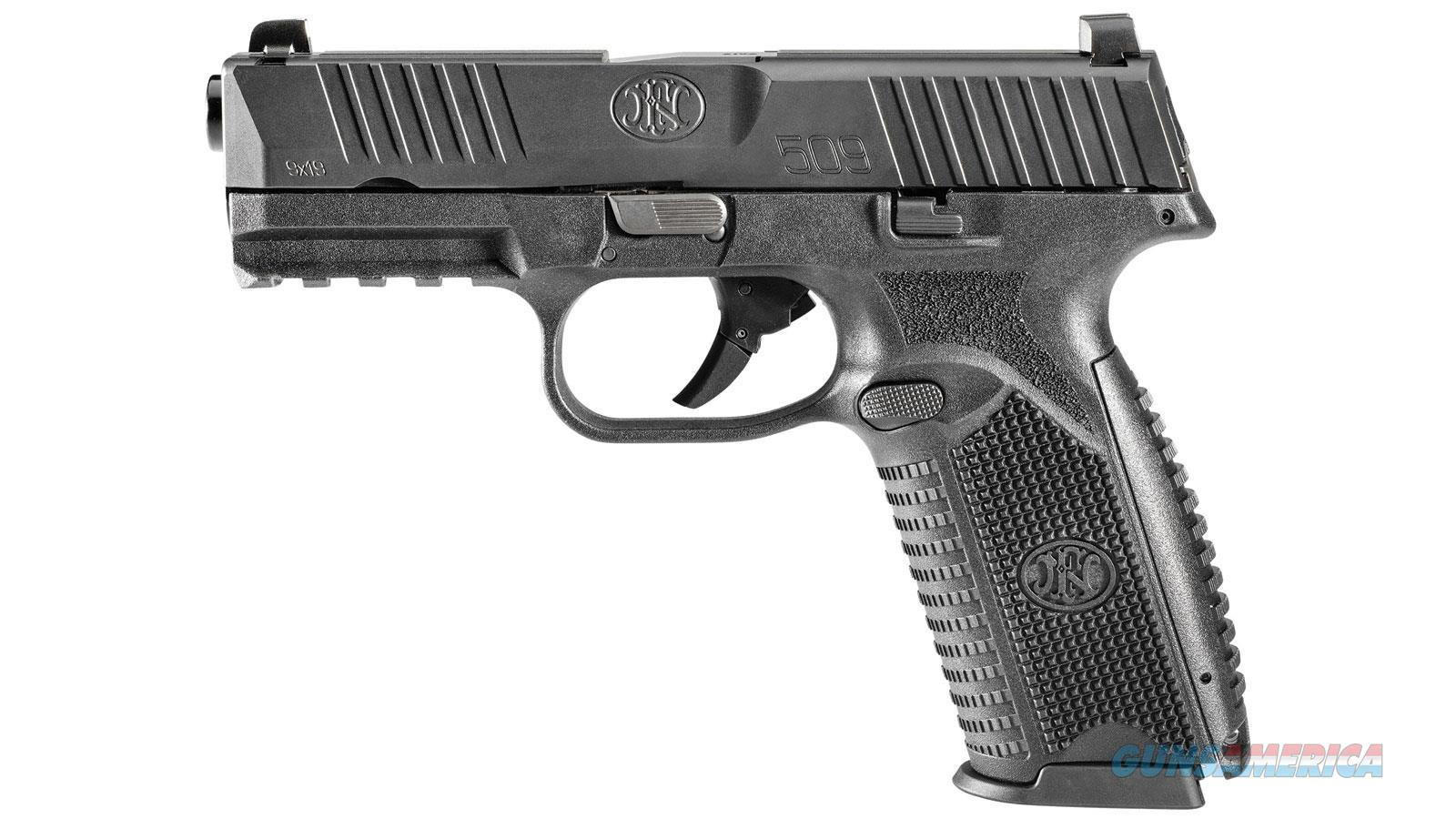"Fn Manufacturing Fn509 9Mm 4"" 10Rd 66-100003  Guns > Pistols > F Misc Pistols"