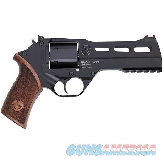 Chiappa Firearmsmks Rhino 40Sw 5 Blk 6Rd RHINO 40 50DS  Guns > Pistols > C Misc Pistols
