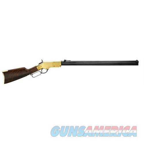 "Henry H011d2 Original Deluxe Engraved 44-40 Lever 44-40 Winchester 24.5"" 13+1 American Walnut Stk Blued Barrel/Brass Receiver H011D2  Guns > Rifles > H Misc Rifles"