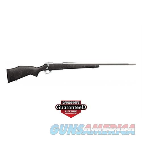 Weatherby Accuguard Ba 270 Ss VCC270NR4O  Guns > Rifles > W Misc Rifles