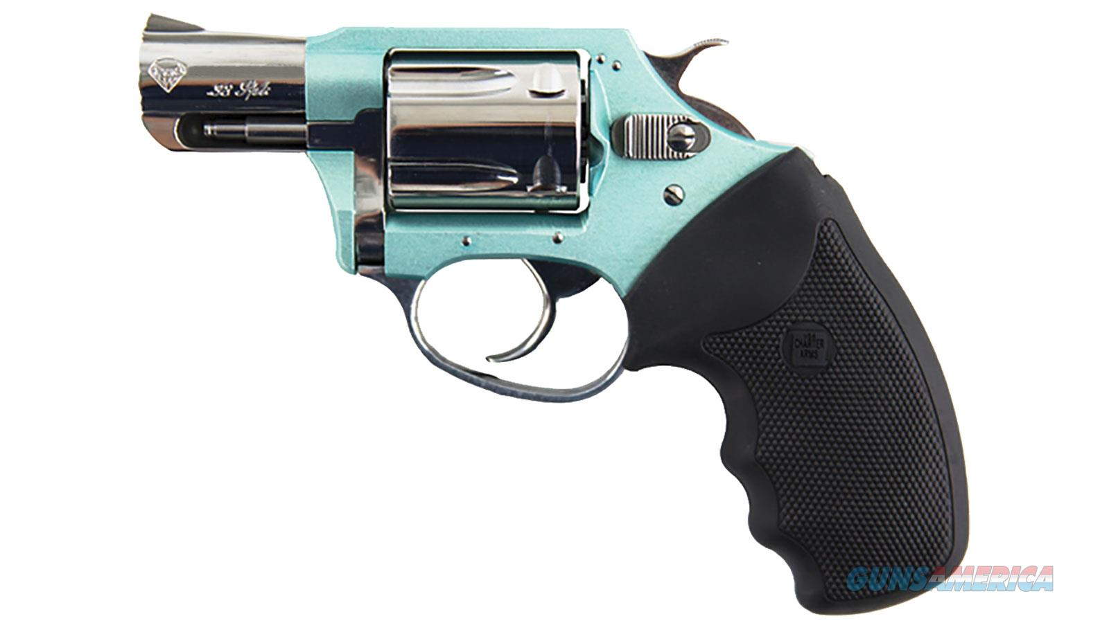 "Charter Arms Blue Diamond 38Spl 2"" 5Rd 678958538793  Guns > Pistols > C Misc Pistols"