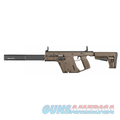 "Kriss Usa, Inc Vector Crb G2 10Mm 16"" 15Rd M4 Stock Fde KV10CFD20  Guns > Rifles > K Misc Rifles"