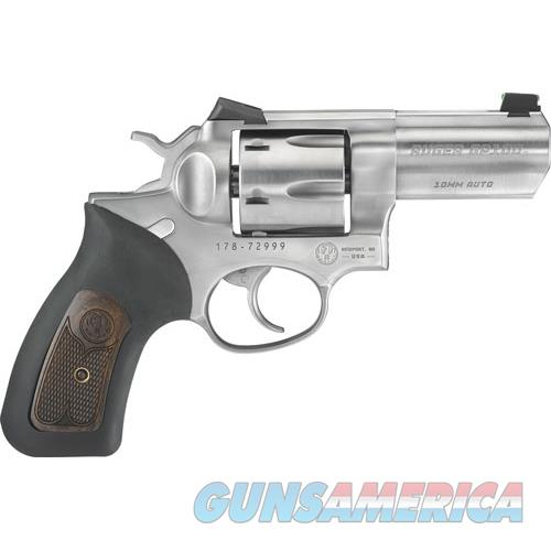 "Ruger Gp100 10Mm 3"" Ss Wileyclapp Fiber   Talo 1780  Guns > Pistols > R Misc Pistols"