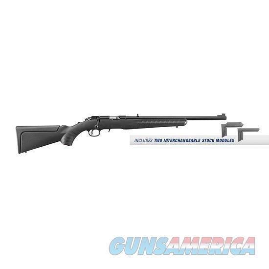 Ruger American 17Hmr 18 Compact Satin Blued 8313  Guns > Rifles > R Misc Rifles
