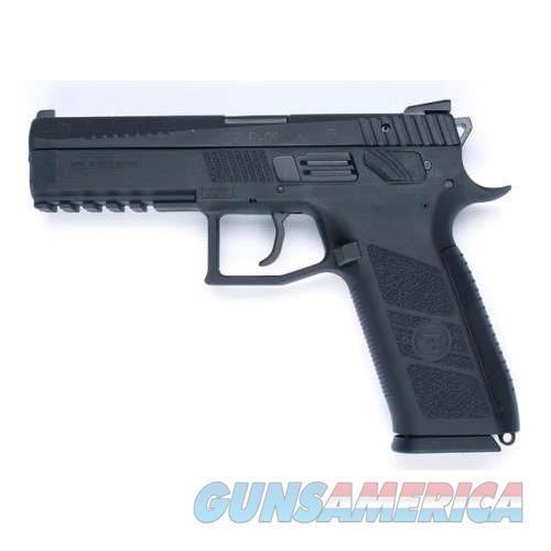 P-09 Duty 9Mm Blk/Poly 19+1 91620  Guns > Pistols > C Misc Pistols