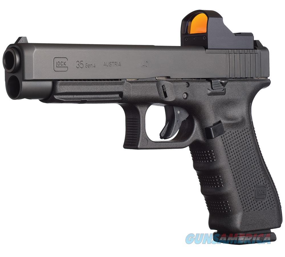 """Glock G35 Mos 40Sw 5.3"""" 15Rd Blk PG3530103MOS  Guns > Pistols > G Misc Pistols"""