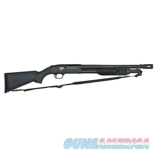 Mossberg 500 12Ga 18.5 Blue Matte Thunder Ranch Syn 52133  Guns > Shotguns > MN Misc Shotguns