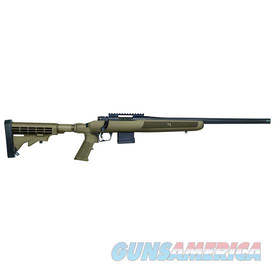 Mossberg Mvp Flex 308Win 18.5 Thrd Tan Adj Stock 27978  Guns > Rifles > MN Misc Rifles
