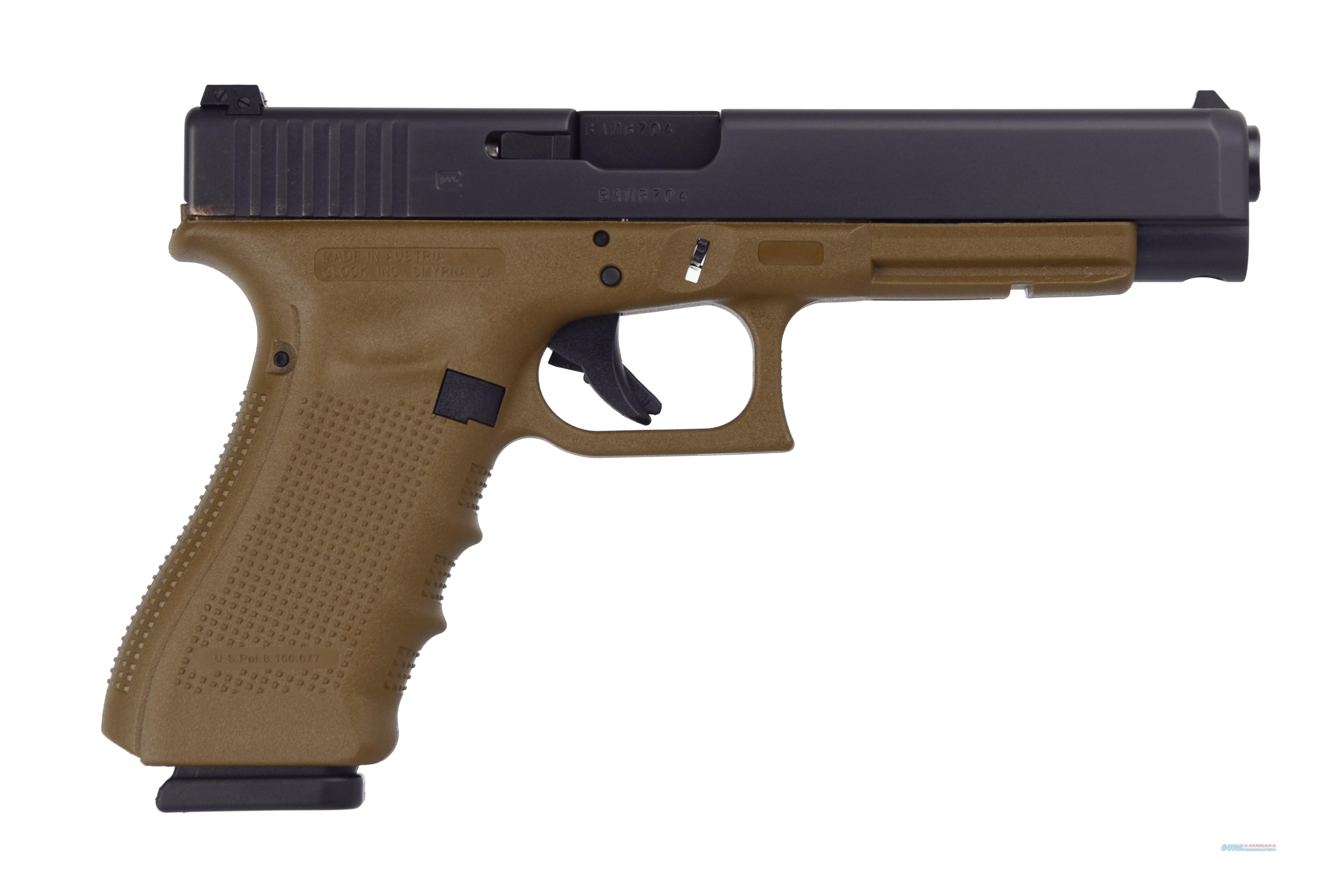 "G35 G4 Fde 40S&Amp;W 10+1 5.3"" As PG3530101D  Guns > Pistols > G Misc Pistols"