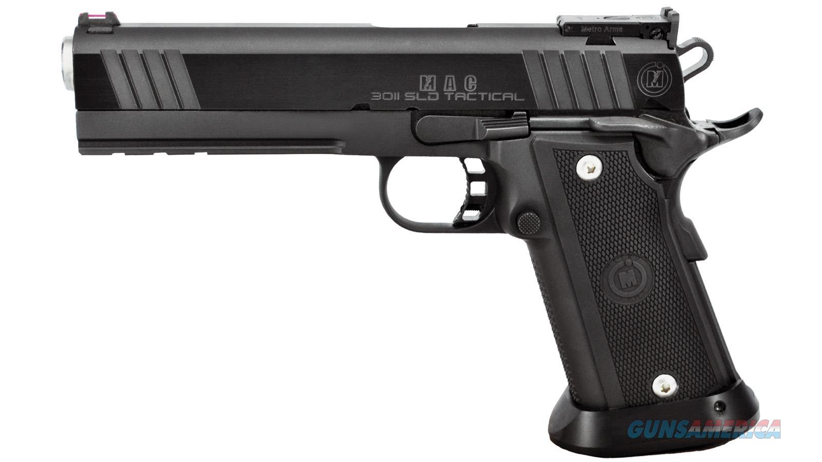 "Metroarms M30sldt9b 9Mm 5"" 17Rd M30SLDT9B  Guns > Pistols > E Misc Pistols"