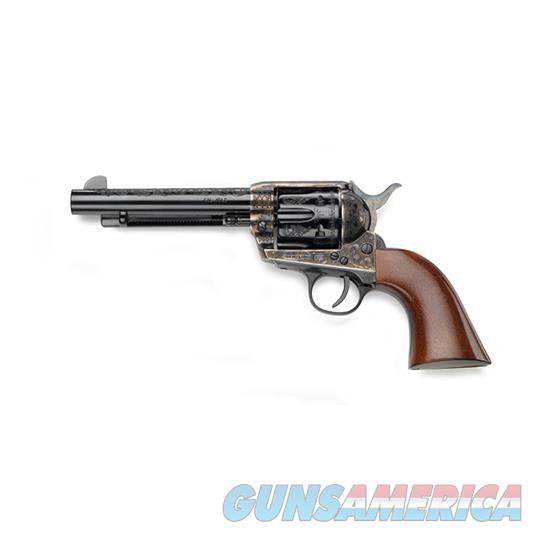 Ifc 1873 Sa 357Mag 5.5 Laser Engrv Patton SA731007PT  Guns > Pistols > IJ Misc Pistols