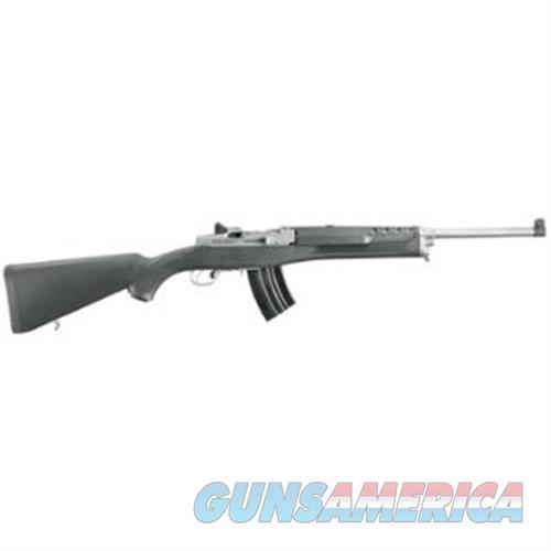 Ruger Mini-Thirty 7.62X39 18.5 Ss Blk Syn 20Rd 5853  Guns > Rifles > R Misc Rifles