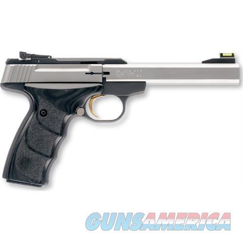 Browning Buckmk Plus Udx 22Lr 5.5 Ss/Blk 051427490  Guns > Pistols > B Misc Pistols