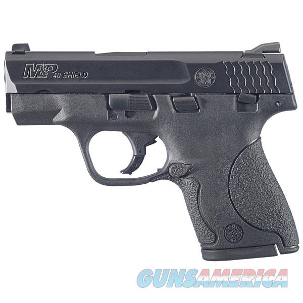 Smith & Wesson M&P Shield 40Sw 3.1 Blk Poly 6&7Rd Ca Legal 187020  Guns > Pistols > S Misc Pistols