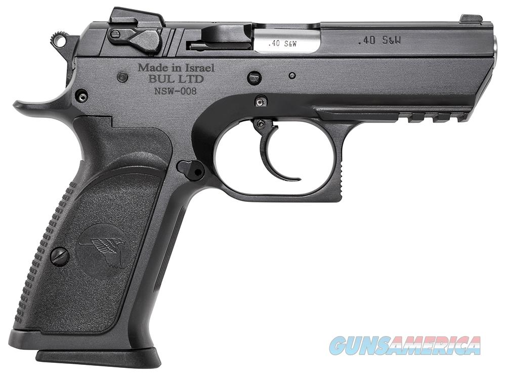 Magnum Research Eagle Baby Iii Midsize .40S&W 10Rnd. Black W/Rail BE94003RS  Guns > Pistols > MN Misc Pistols