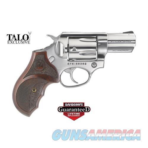 Ruger Sp101 357 Rev 2.25Ss Talo 5785  Guns > Pistols > R Misc Pistols