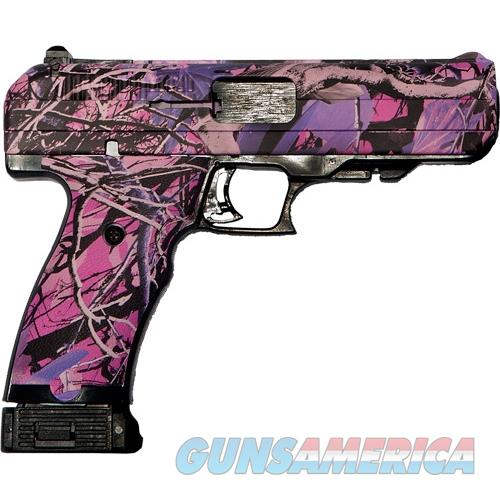 "Hi-Point 34010Pi 40 S&W Pink Camo  40 Smith & Wesson (S&W) Single 4.5"" 10+1 Country Girl Polymer Grip/Frame Country Girl Camo Slide 34010PI  Guns > Pistols > H Misc Pistols"