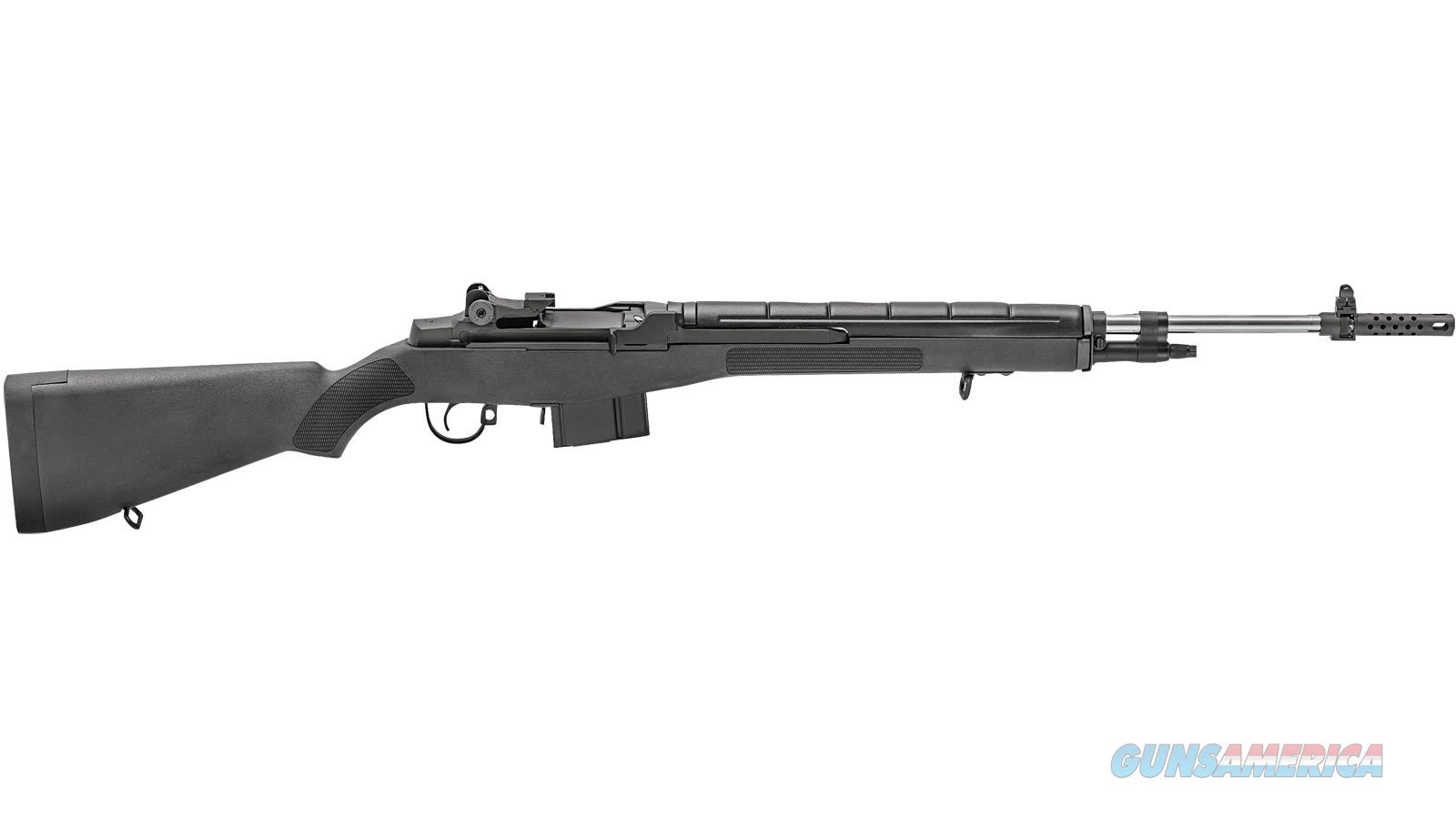 Springfield Armory M1a 6.5Creed Blk Nm Stainless Steel MA9826C65CA  Guns > Rifles > S Misc Rifles