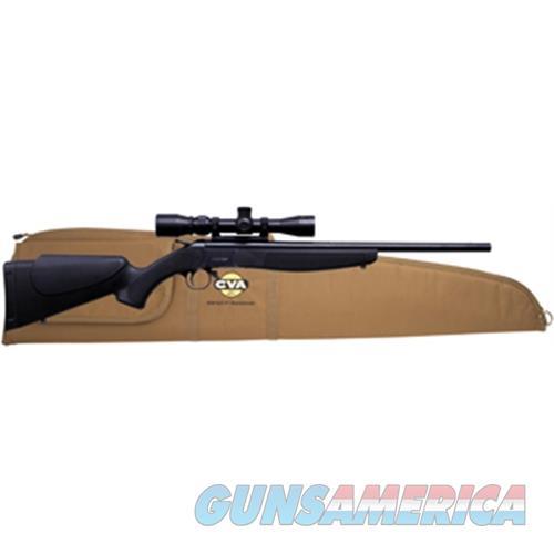 Cva Hunter Compact Pkg 243Win Blue Blk W/Scope CR5110SC  Guns > Rifles > C Misc Rifles