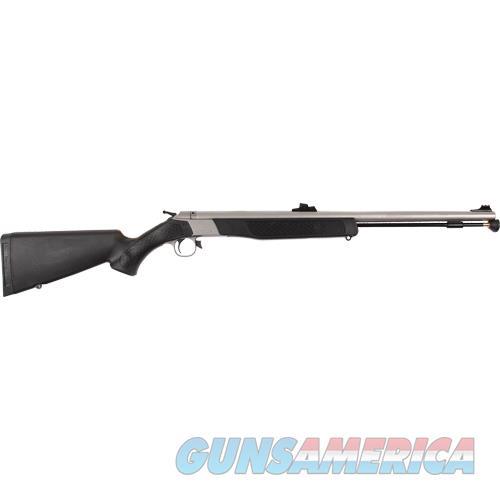 Cva Wolf Northwest Rifle .50 Ss/Black Syn. W/Sights M-Cap PR2113S  Guns > Rifles > C Misc Rifles