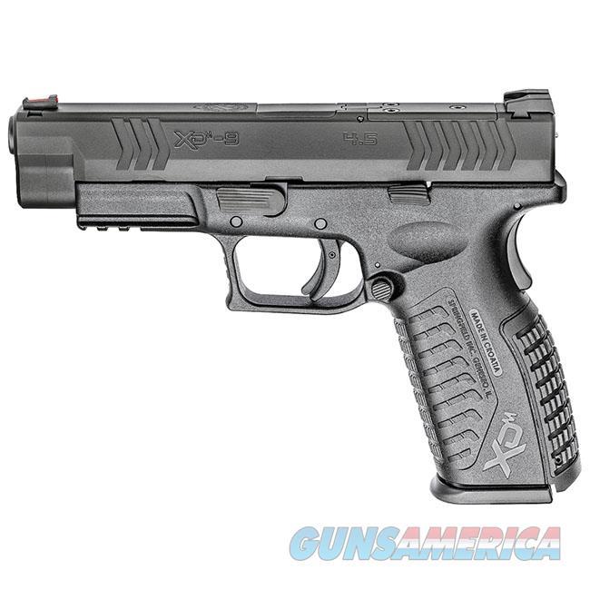 "Springfield Armory Xdm 9Mm 4.5"" 10Rd XDM9459BOSP  Guns > Pistols > S Misc Pistols"