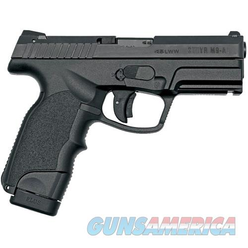 Steyr Arms Inc M9a1 9Mm Luger Black Fs 2-17Rd Mags Threaded Bbl 39.723.2KSD  Guns > Pistols > S Misc Pistols