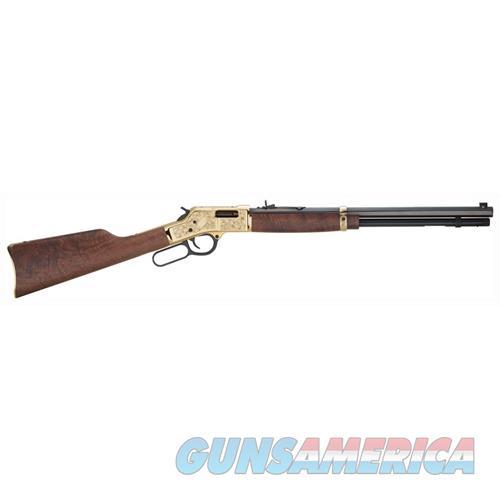 "Henry Big Boy Deluxe 3Rd Ed. .45Lc 20"" Octagon Engraved H006CD3  Guns > Rifles > H Misc Rifles"