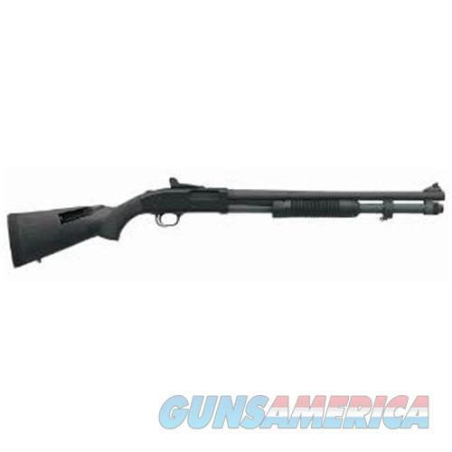 Mossberg 590 12Ga 20 Ghost Ring Hvy Wall Bbl Cyl 51668  Guns > Shotguns > MN Misc Shotguns